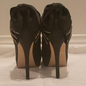 ALDO Sexy black open toe heels size 37